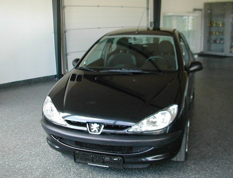 Peugeot 206 1,4 HDi Performance S 5d