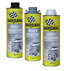 BODYCOATING sort/grå/hvid  - 500 ml.