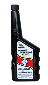POWER STEERING FLUID (m/paknings tætner) - 355 ml.