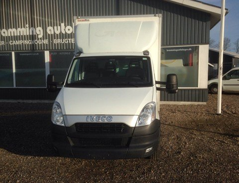 Iveco Daily 3,0 35C17 3750mm Lad 2d