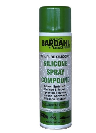 SILICONE-FEDTSPRAY - 500 ml.
