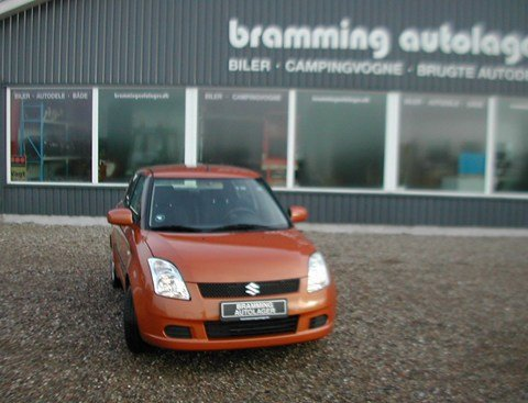 Suzuki Swift 1,5 GL-A
